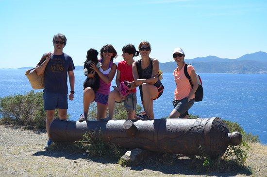 Colera, España: Turismo activo