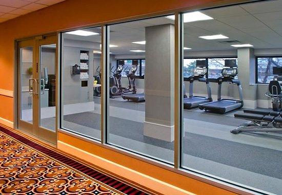 Ист Элмхерст, Нью-Йорк: Fitness Center