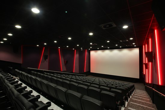 Drogheda, Irlanda: The ARC Cinema Screen 2