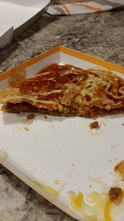Yukon, OK: Mexican pizza