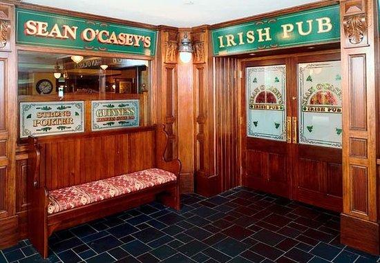 พาร์คริดจ์, นิวเจอร์ซีย์: Sean O'Casey's Irish Pub