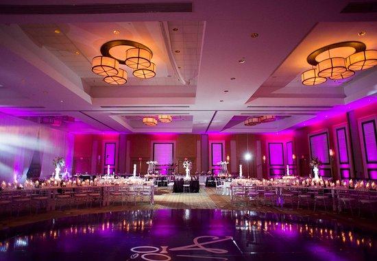 Ponte Vedra Beach, FL: Champions Ballroom - Reception