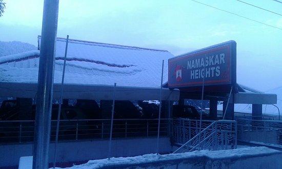 Hotel Namaskar Heights