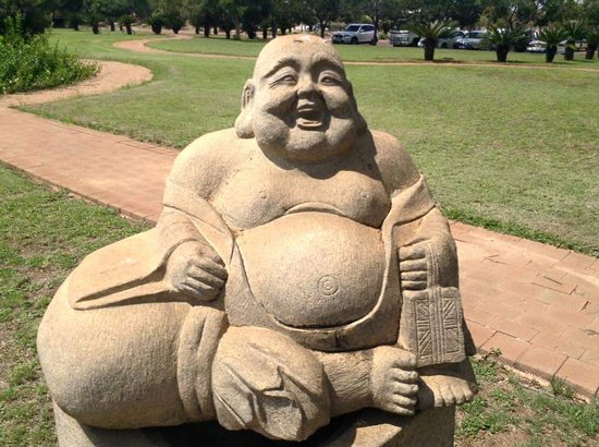 Bronkhorstspruit, Sudáfrica: Nan Hua Temple