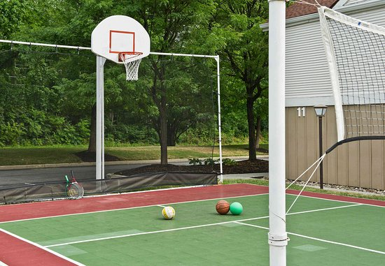 Berwyn, Πενσυλβάνια: Sport Court