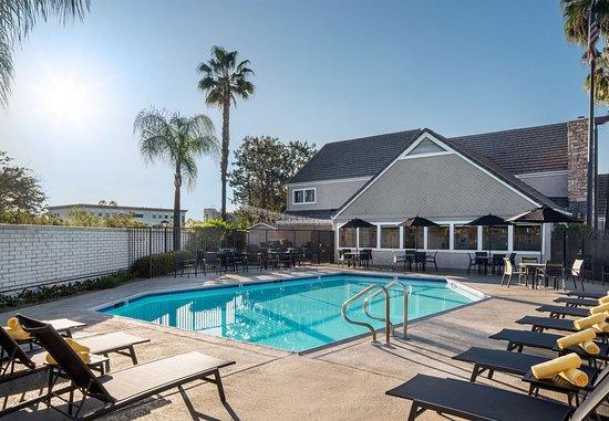Arcadia, Kalifornia: Outdoor Pool
