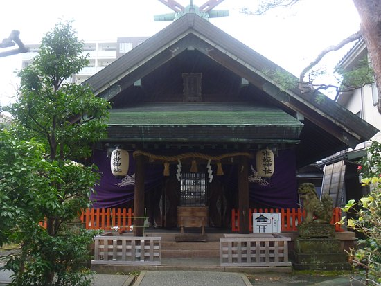 Ichihime Shrine