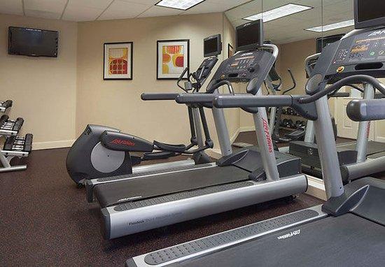 เอิร์ธซิตี, มิสซูรี่: Fitness Center