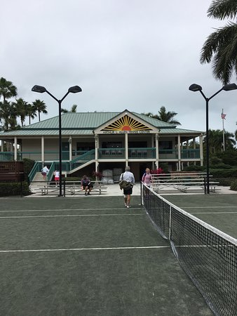 Arthur L. Allen Tennis Center