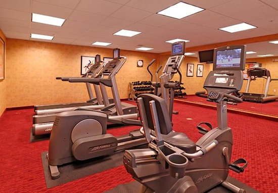 มิชาวากา, อินเดียน่า: Fitness Center
