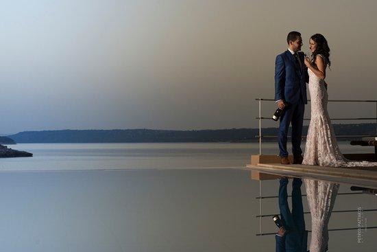 Almyrida, Hellas: Anemos Villa Infinity Pool - Where dreams come true!