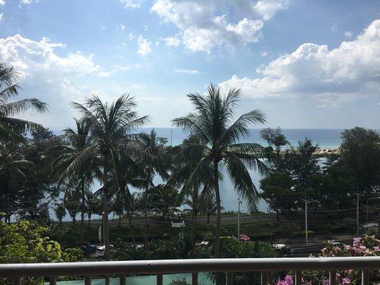 BEST WESTERN Phuket Ocean Resort: Sehr schöner Ausblick