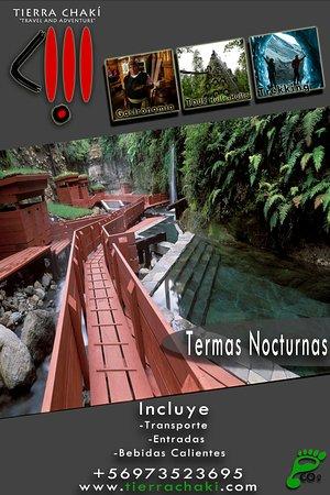 """Tierra Chaki """"Travel and Adventure"""": Ven a vivir y disfrutar tus vacaciones en este paraíso Termal junto a Tierra Chakí !"""