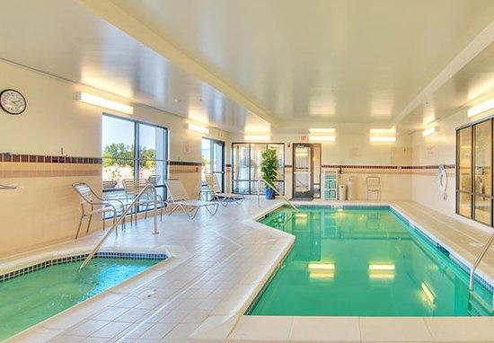 Medford, OR: Indoor Pool & Spa