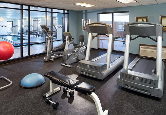 Saint Louis Park, MN: Fitness Center