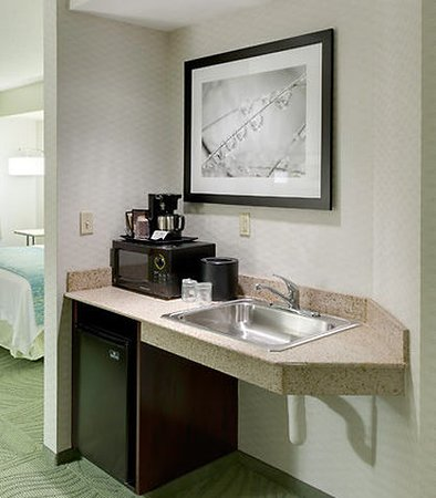 Solon, OH: Accessible Kitchenette