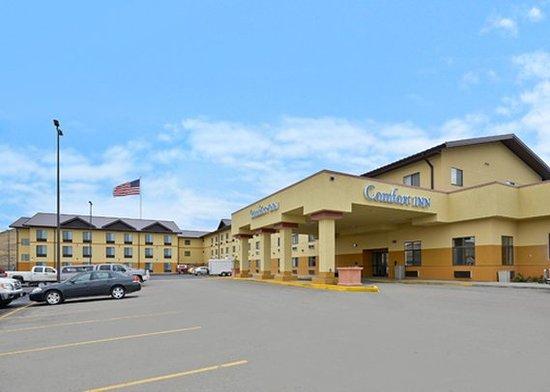 Comfort Inn Shelby: Exterior