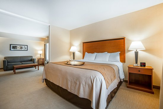 Shelby, MT: Guest suite