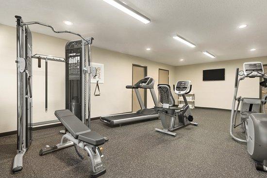 Platteville, Висконсин: Fitness Center