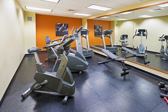 Lewisburg, PA: Fitness Room