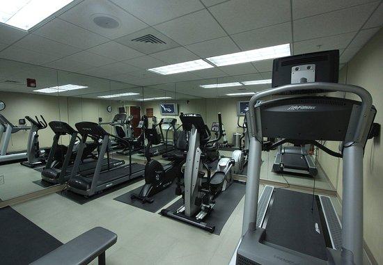 Somerset, NJ: Fitness Center