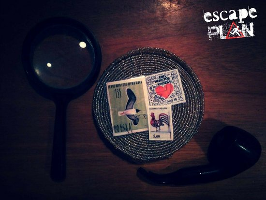 ‪Escape Plan - Real Life Escape Game‬
