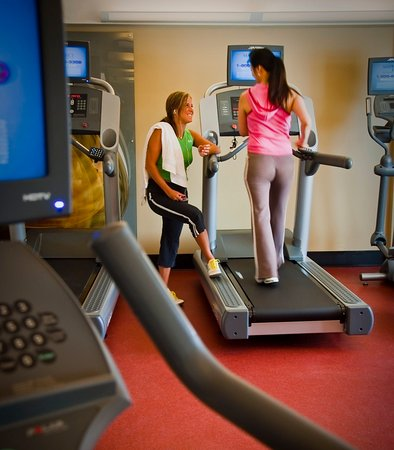 Chevy Chase, MD: Fitness Center