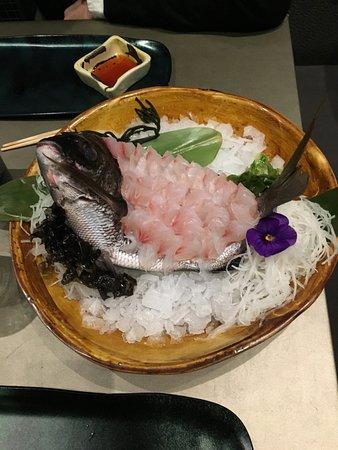 Kabuki: Pez de roca