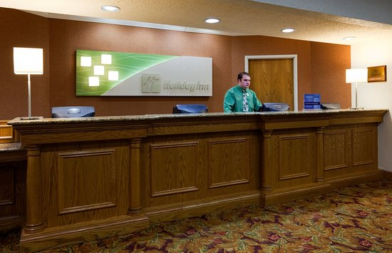 Saint Cloud, MN: 24 hour knowledgeable, front desk staff!