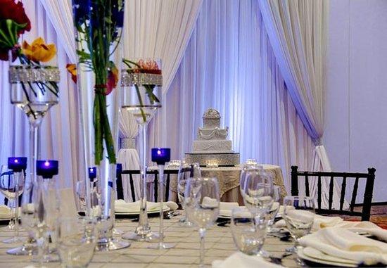 Decatur, GA: Wedding Reception