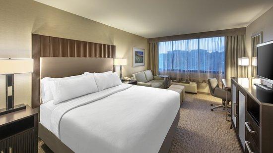 Lakewood, CO: King Guestroom with Sofa Sleeper
