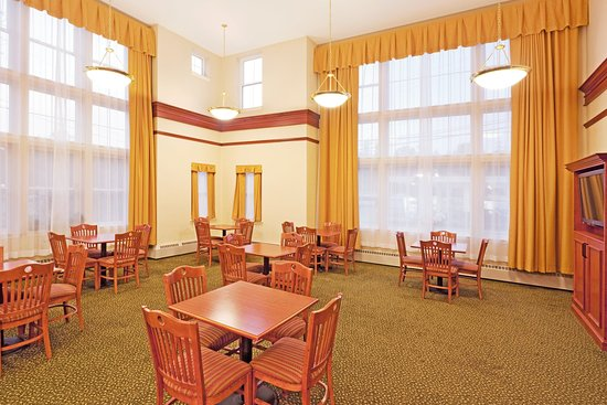 Durham, Nueva Hampshire: Breakfast Area