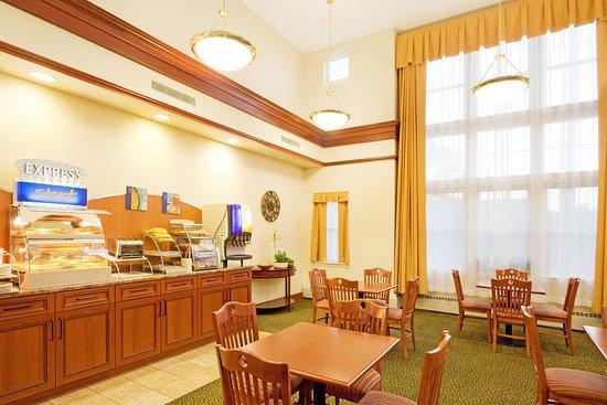 Durham, Nueva Hampshire: Breakfast Bar