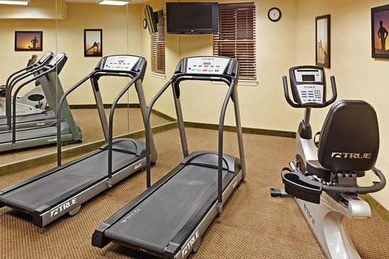 Durham, Nueva Hampshire: Fitness Center