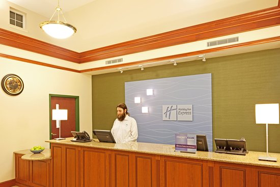 Durham, Nueva Hampshire: Front Desk