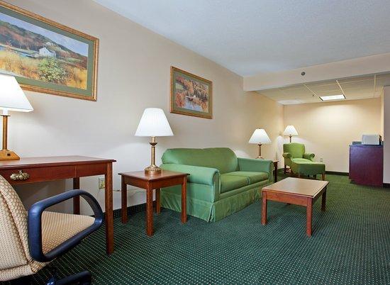 Mount Pleasant, Pennsylvanie : Presidential Suite