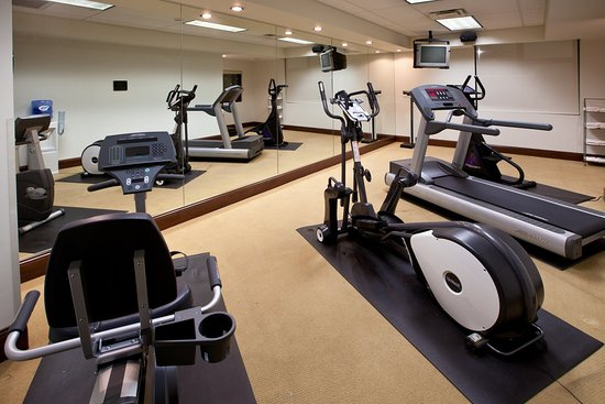 Wilmington, OH: Fitness Center