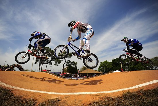 Oldsmar BMX Supercross Track is home to the Gator Nationals