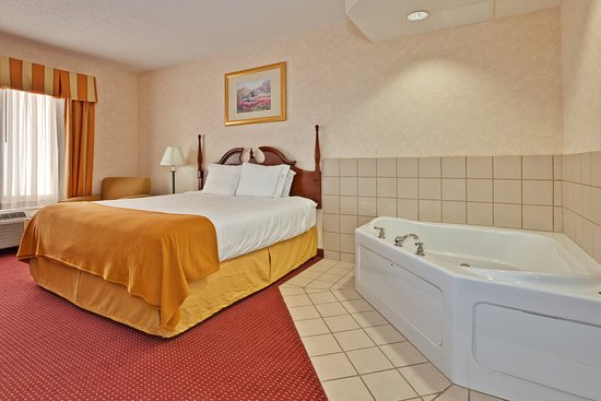 Brookville, OH: Jacuzzi Suite