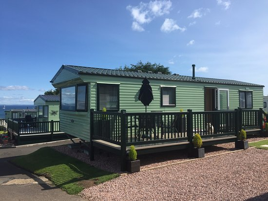 St Andrews Holiday Park: Our Caravan