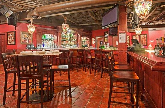 Alexandria, Миннесота: Bar and Lounge