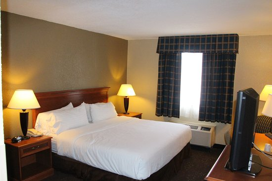 Holiday Inn Alexandria: One Queen Bed Nonsmoking