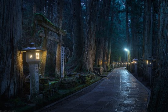 Koyasan Okunoin Night Tour