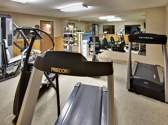 Watertown, Dakota del Sur: Fitness Center