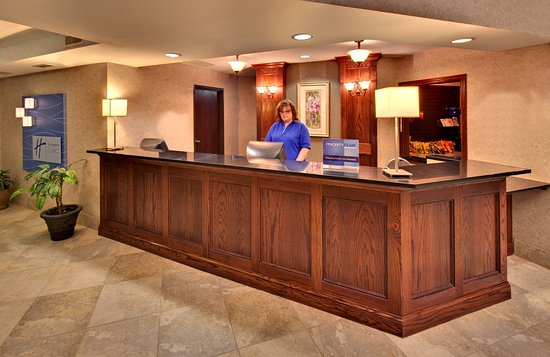 Watertown, Dakota del Sur: Hotel Lobby