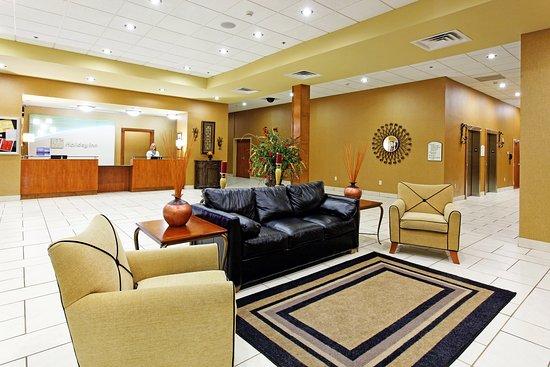 Batesville, Миссисипи: Hotel Lobby