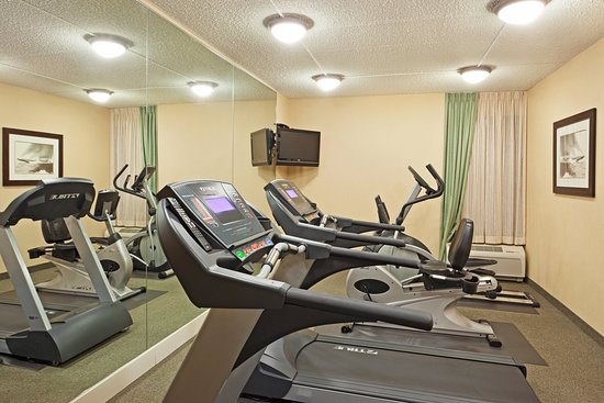 Lawrence, MA: Fitness Center