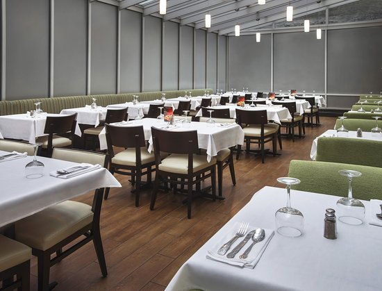 Holiday Inn NYC - Manhattan 6th Avenue - Chelsea: Our Newly Renovated Restaurant AMORE is Ready to Welcome You