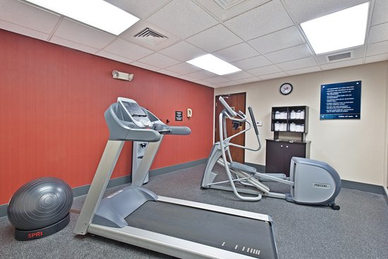 Barboursville, Wirginia Zachodnia: Stay in shape with our Fitness Center