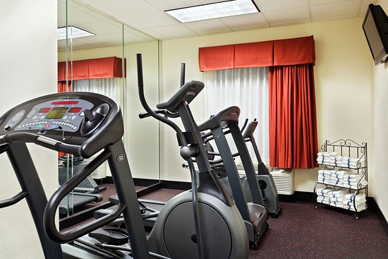 Powell, TN: Fitness Facility onsite